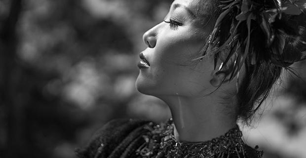 Vivian Chan Shaw photoshoot';